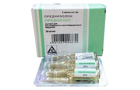 Гидрокортизон в ампулах: инструкция по применению, уколы