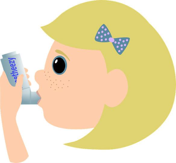 Астма: симптомы у взрослых, признаки и лечение, профилактика