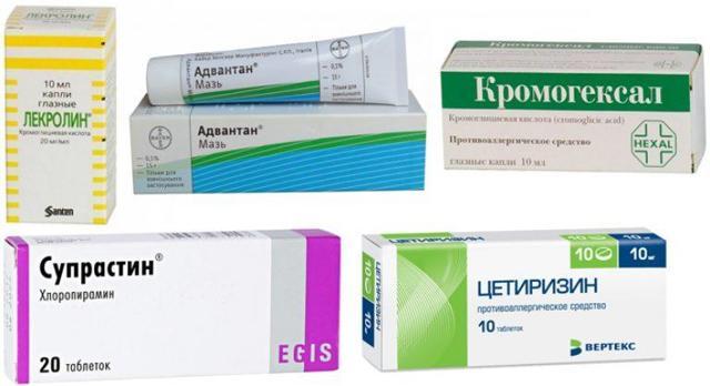 Аллергия глаза: чешутся и опухают, чем лечить, лекарство