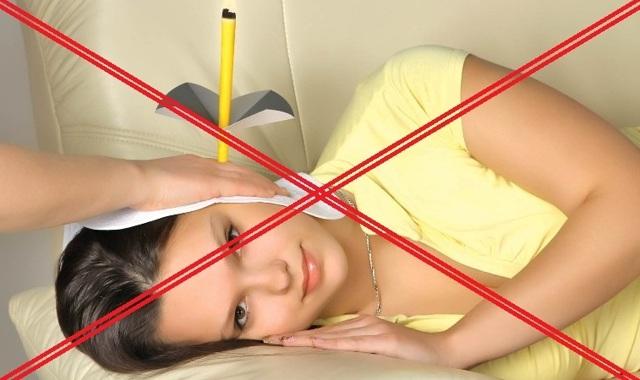 Заложены уши при простуде: что делать, насморк, как лечить