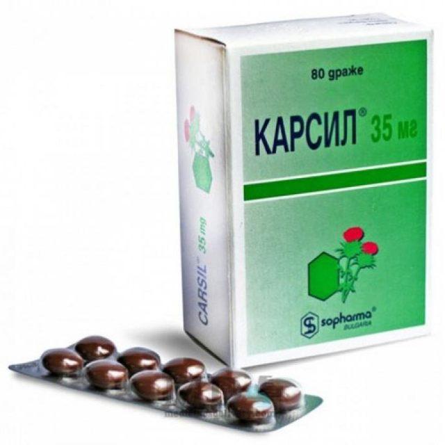 Экстракт расторопши: в таблетках и капсулах, инструкция по применению