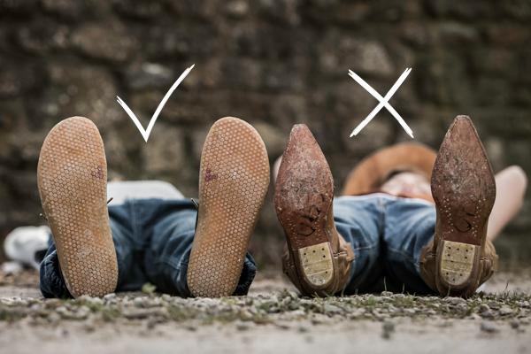 Постоянно врастает ноготь на большом пальце ноги: что делать