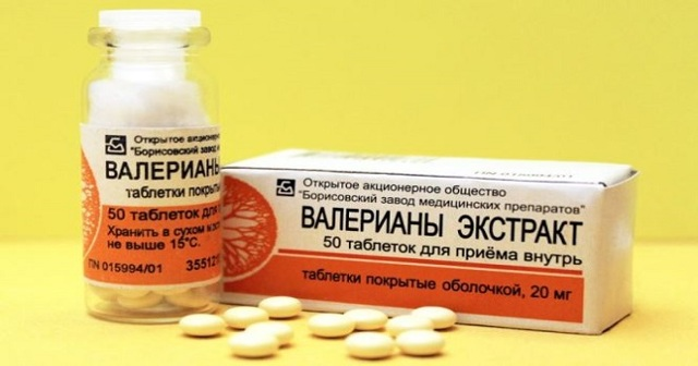 Экстракт Валерианы: в таблетках, инструкция по применению
