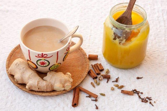 Имбирный чай: польза и вред, рецепты приготовления, показания