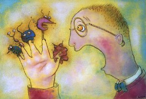 Параноидный синдром: симптомы, галлюцинаторный, депрессивный