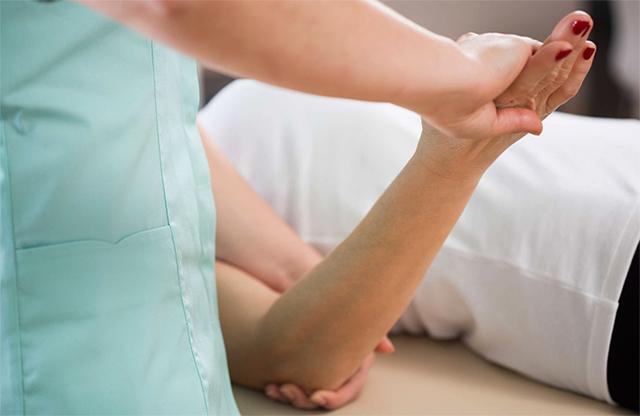 Контрактура сустава: локтевого, после перелома