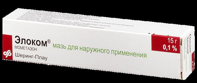 Элоком Крем: инструкция по применению, от чего помогает, мазь