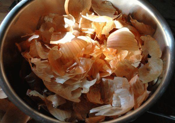 Отвар луковой шелухи для месячных: рецепт, вызывать