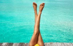 Сосудистые звездочки на ногах: как избавиться, убрать