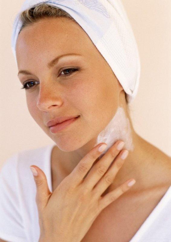 Упражнения для шеи от морщин: массаж, как убрать