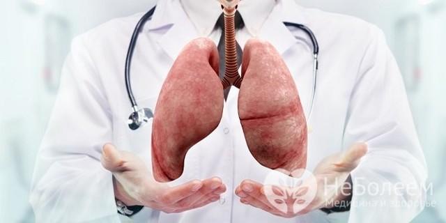 Прикорневая пневмония: симптомы и лечение, у взрослых