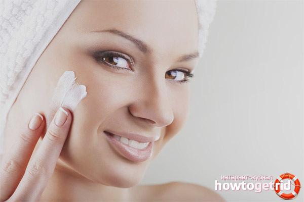 Как выровнять кожу лица: в домашних условиях, после прыщей