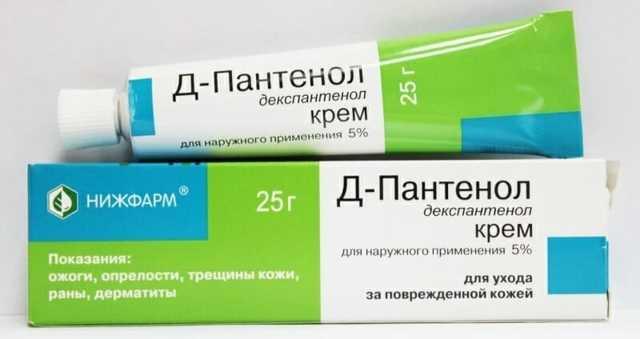 Противовоспалительные мази: для кожи, препараты