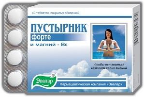 Пустырник в таблетках: инструкция по применению, экстракт