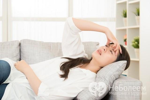 Железодефицитная анемия: симптомы и лечение, осложнения
