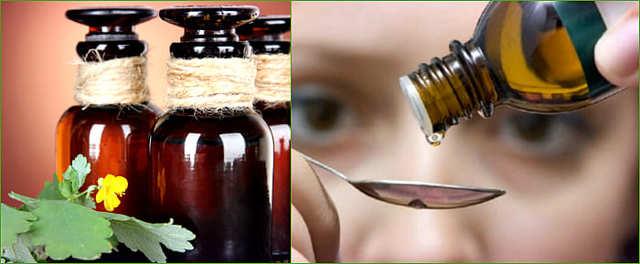 Настойка чистотела: на водке, рецепт и применение, как сделать