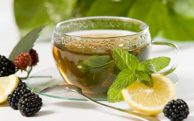Зелёный чай с мятой — уникальное успокоительное средство. Чем полезен мятный чай