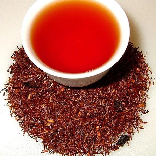 Чай ройбуш: полезные свойства и противопоказания, польза и вред