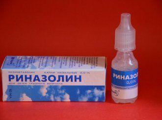 Капли в нос от аллергии: гормональные, названия