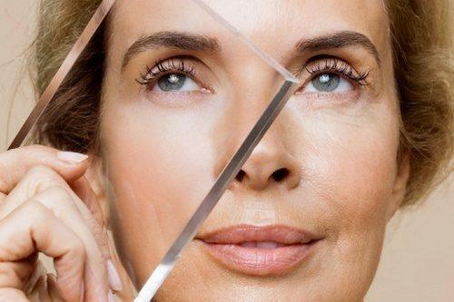 Старение кожи лица у женщин: возрастные изменения, после 40, 50 лет