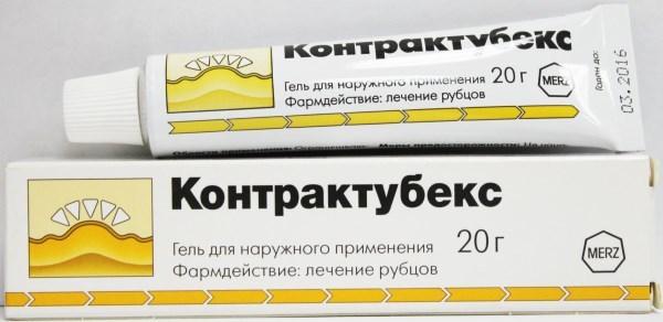 Мазь от шрамов и рубцов: самая эффективная, недорогая