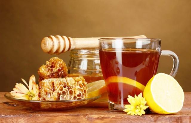 Зелёный чай с лимоном: польза и вред, медом, показания