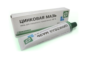 Мазь от прыщей на лице: Вишневского, синтомициновая и салициловая, серная